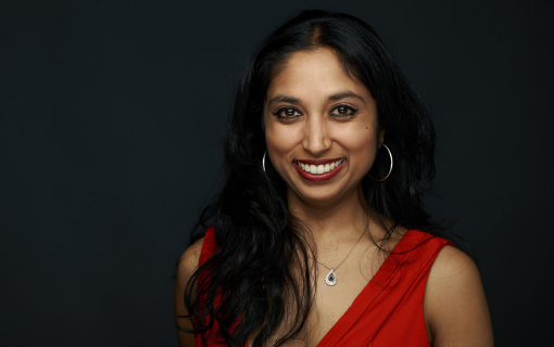 Subhah Agarwal at The Hartford Funny Bone