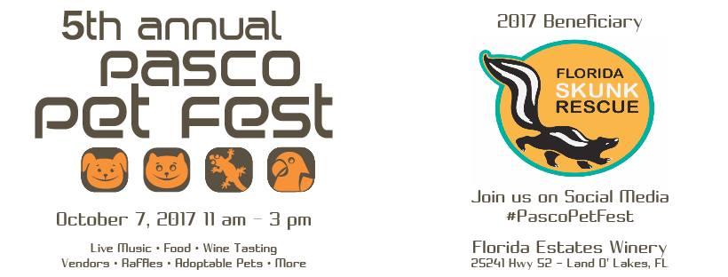 5th Annual Pasco Pet Fest