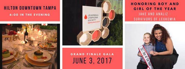 Leukemia & Lymphoma Gala - Man & Woman of the Year Grand Finale