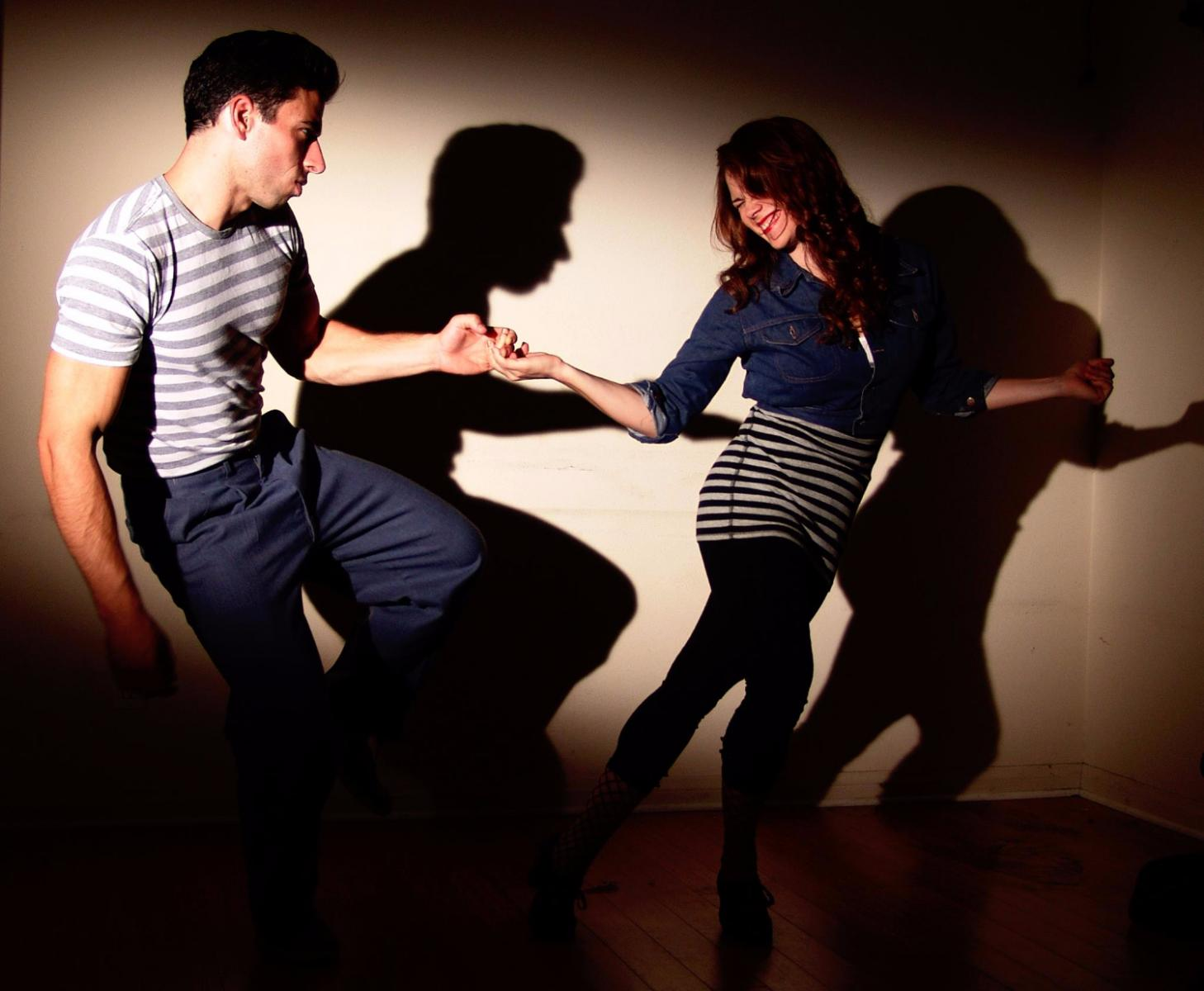 Swing Dance Party and West Coast Swing Classes!