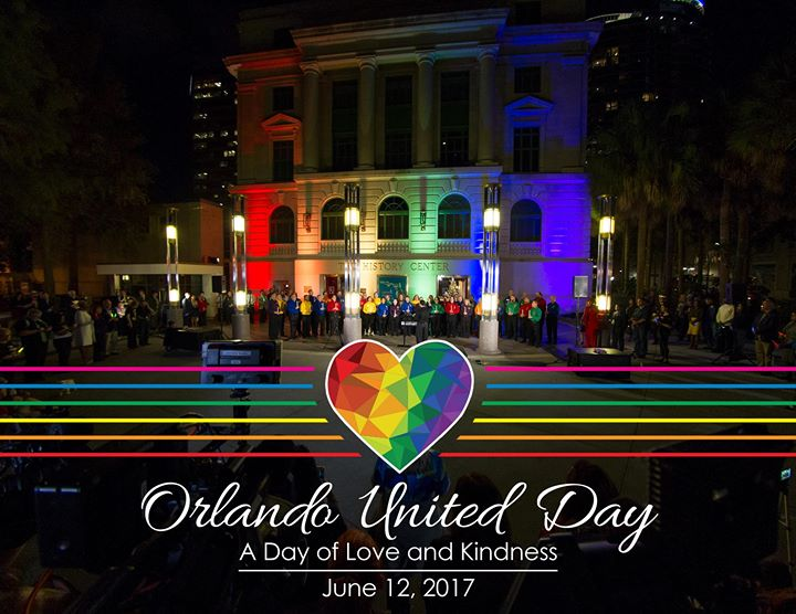 Orlando Ford Dealers >> Orlando United Day | A Day of Love and Kindness, Orlando FL - Jun 12, 2017 - 10:00 AM