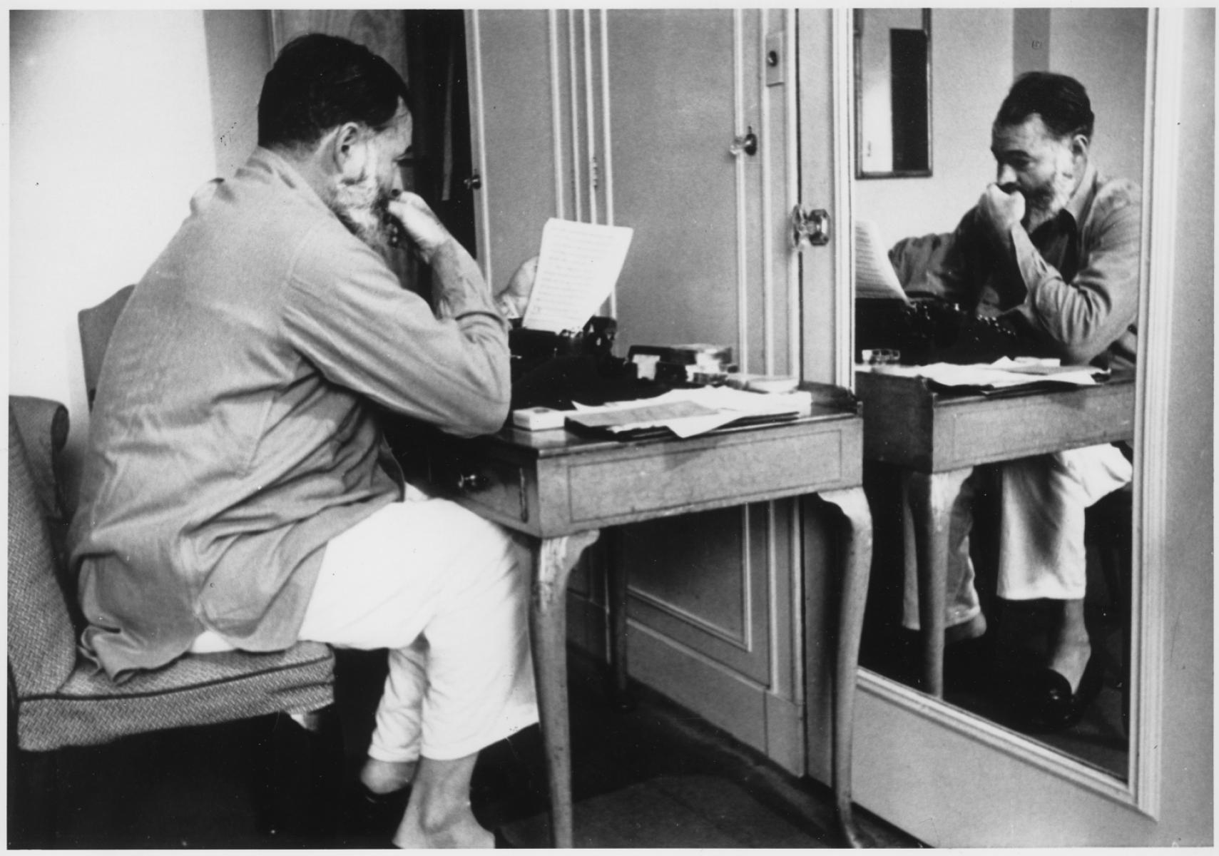 Oxford Exchange Papa's Day Hemingway Book Event