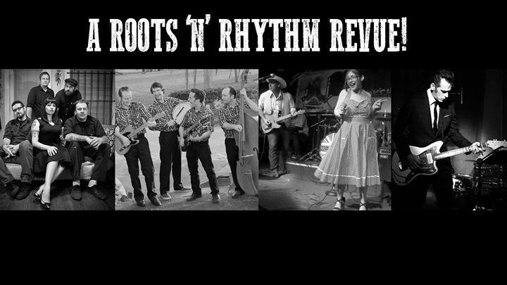 Little Sheba & Shamans/6 Volt Rodeo/Sara Rose Band/Johnny Zoom