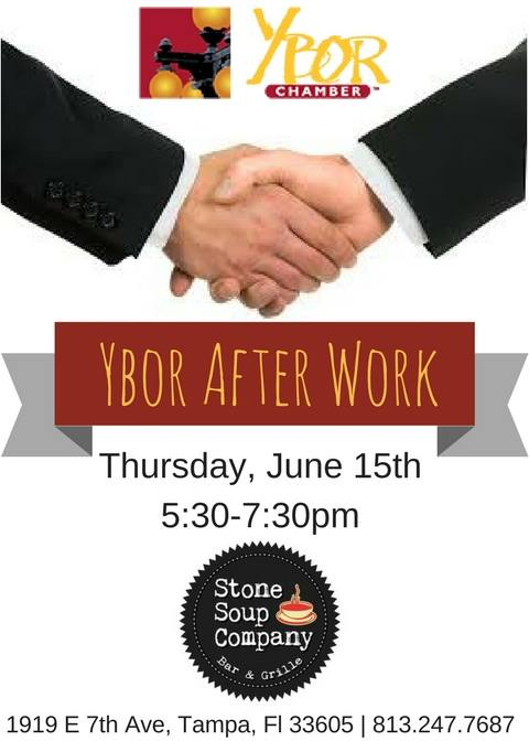 Ybor After Work Networking Meeting
