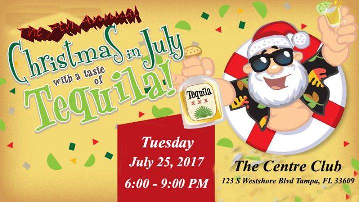 The 7th Annual Christmas in July
