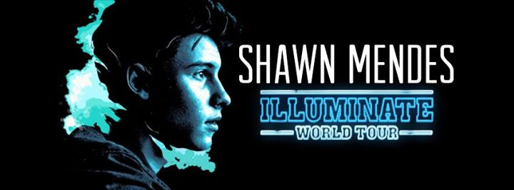 Shawn Mendes: Illuminate World Tour