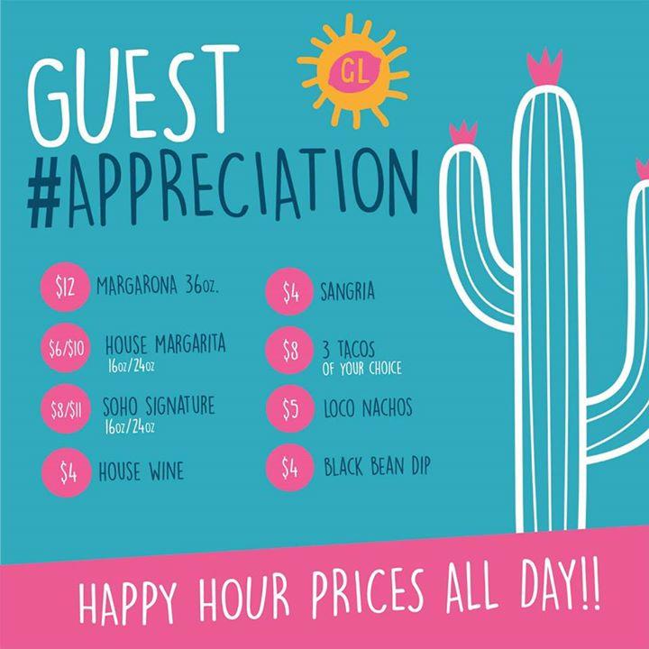 Guest Appreciation Day!
