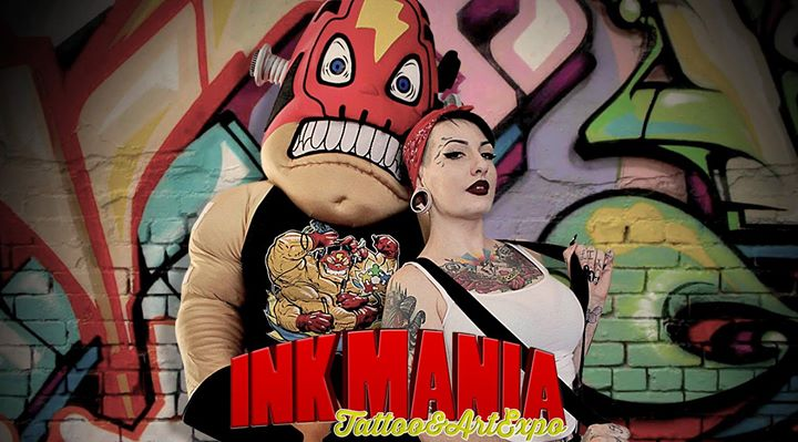 Ink mania tattoo expo beer garden st petersburg for Tattoo convention 2017 denver