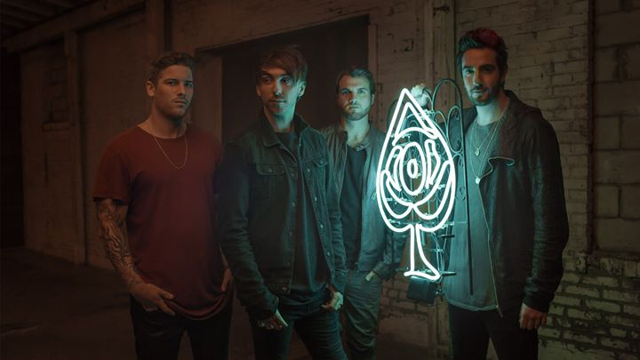 Rockstar Energy presents: All Time Low - Young Renegades Tour