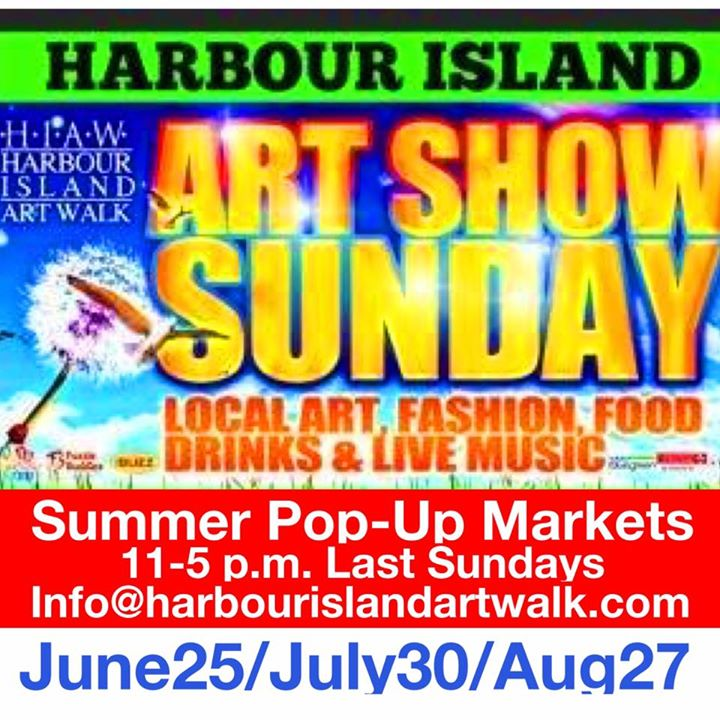 Summer Pop Up Market