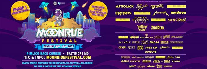 Moonrise Festival 2017