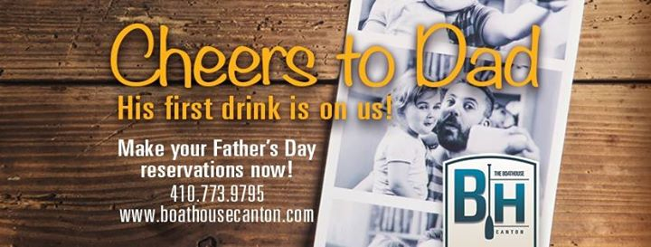 Fathers Day at BoatHouse