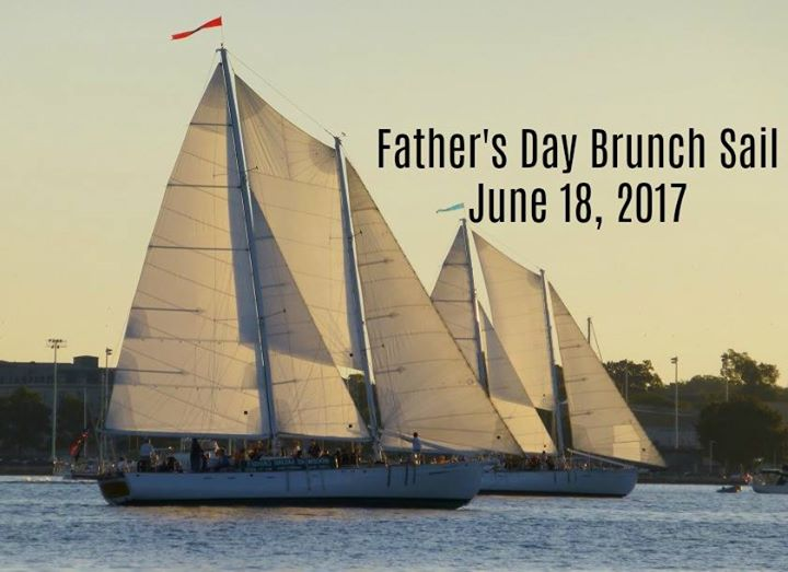 Father's Day Brunch aboard the Schooner Woodwind