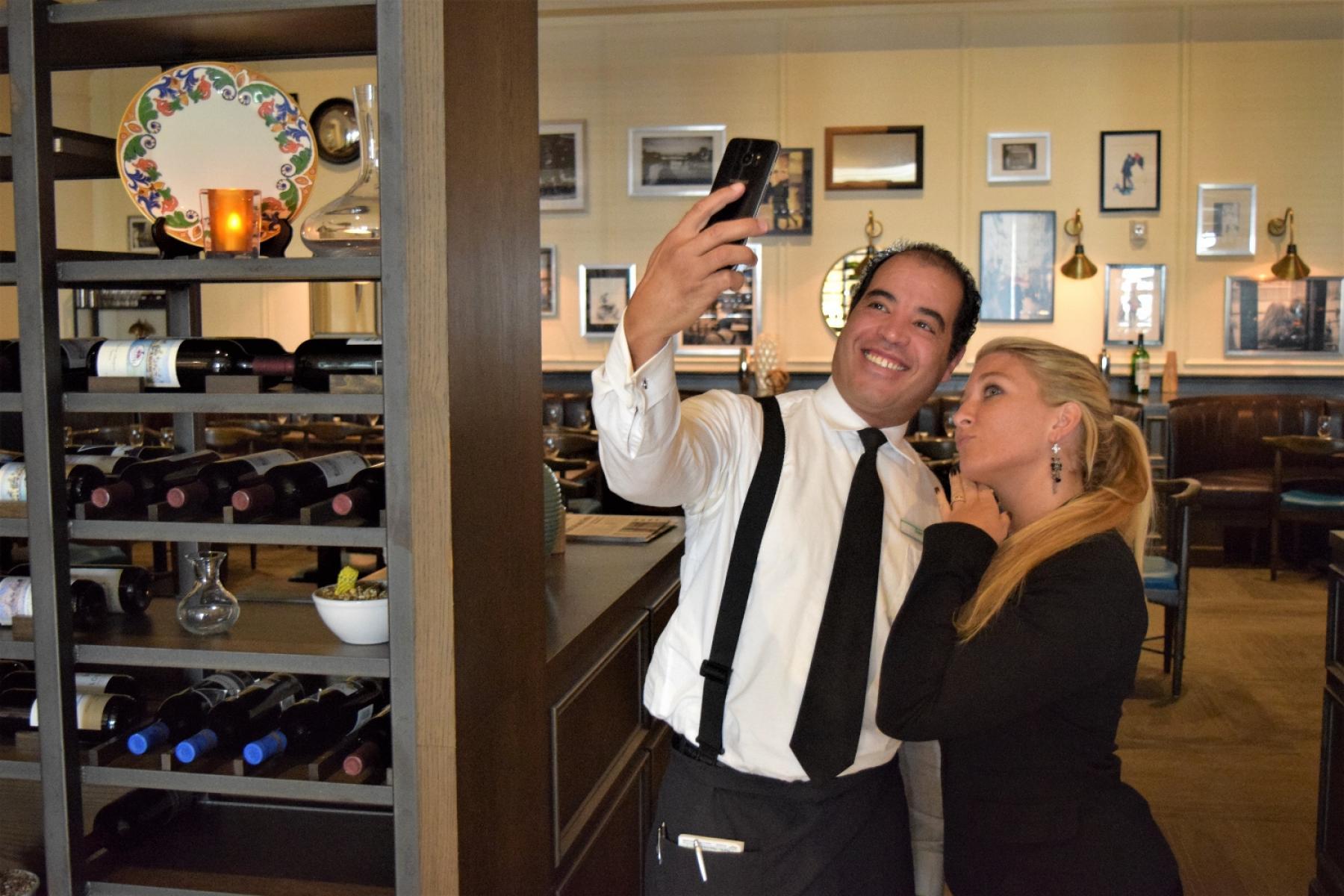 Celebrate Selfie Day the Bizou Way