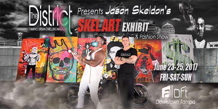 The District Magazine Presents SKEL Art Exhibit!