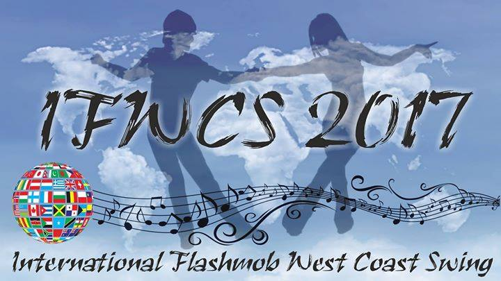 4pm West Coast Swing Flashmob Choreography and Styling Class