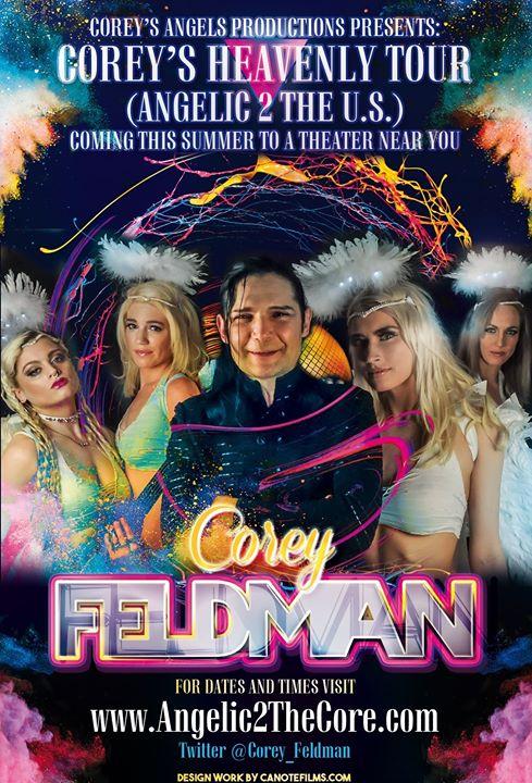 7/26 Corey Feldman & the Angels - Angelic 2 the CORE TOUR