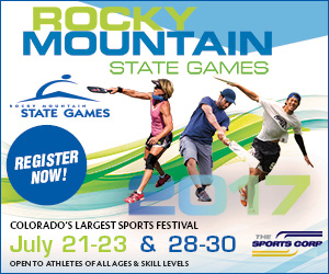 2017 Rocky Mountain State Games