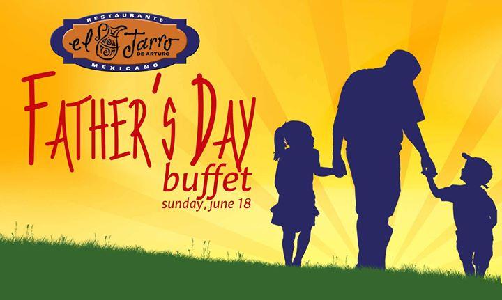 El Jarro Buffet for Dad's Day