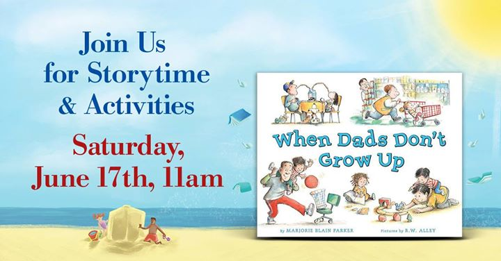Father's Day Storytime