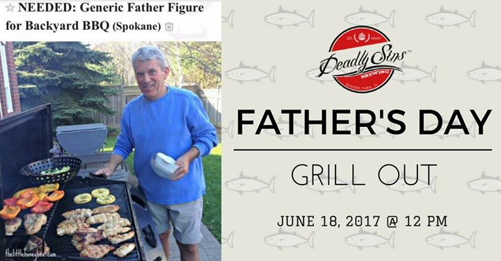 Father's Day Grill Out