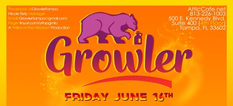 Growler Live at the Attic