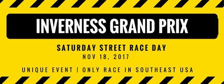 Street Race Inverness Grand Prix