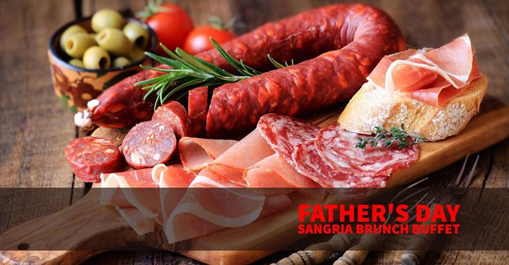 Father's Day Sangria Brunch Buffet