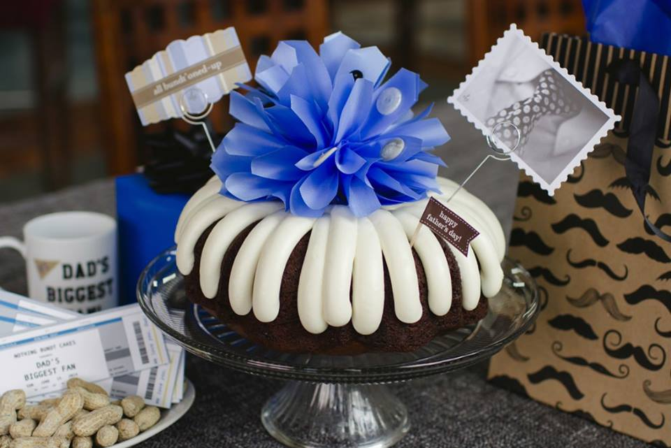 Father's Day Cakes at Nothing Bundt Cakes