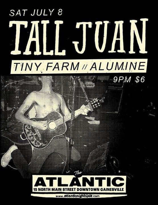 Tall Juan, Tiny Farm, Alumine at The Atlantic