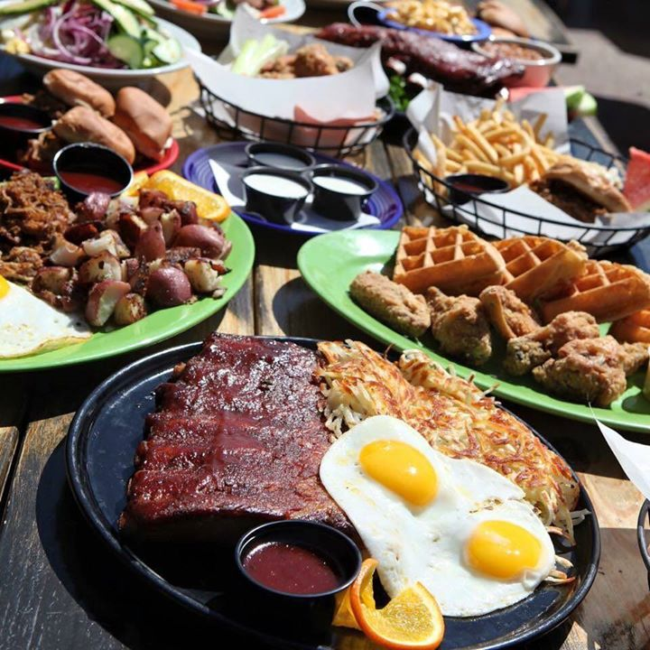 Father's Day BBQ Brunch at Cali Comfort BBQ