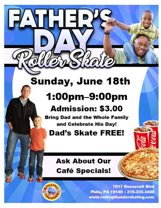 Father's Day Skate!