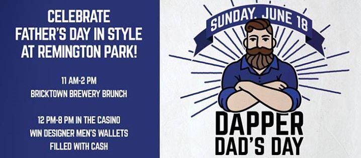 Dapper Dad's Day