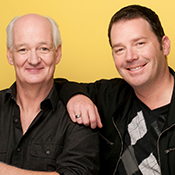 An Evening with Colin Mochrie & Brad Sherwood Scared Scriptless