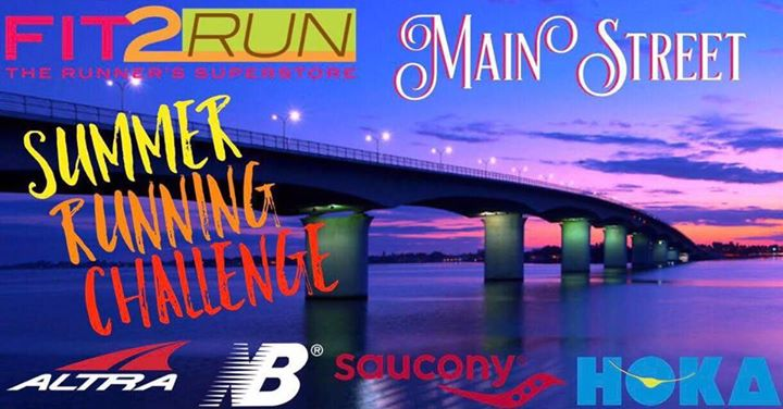 Fit2Run Summer Running Challenge