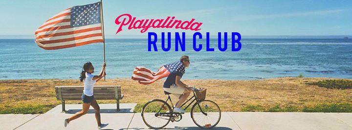 Playalinda Patriotic Fun Run & Walk