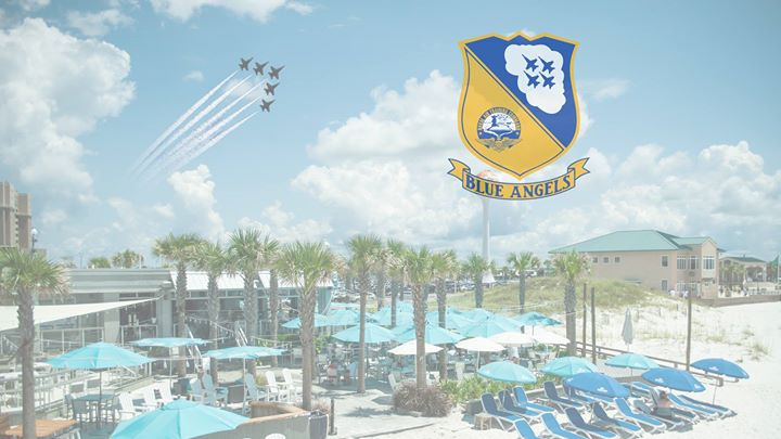 Breakfast With The Blue Angels!