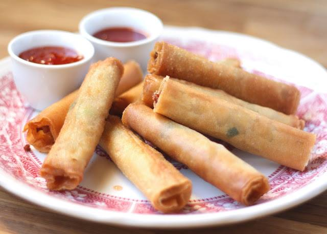 Lumpia Making