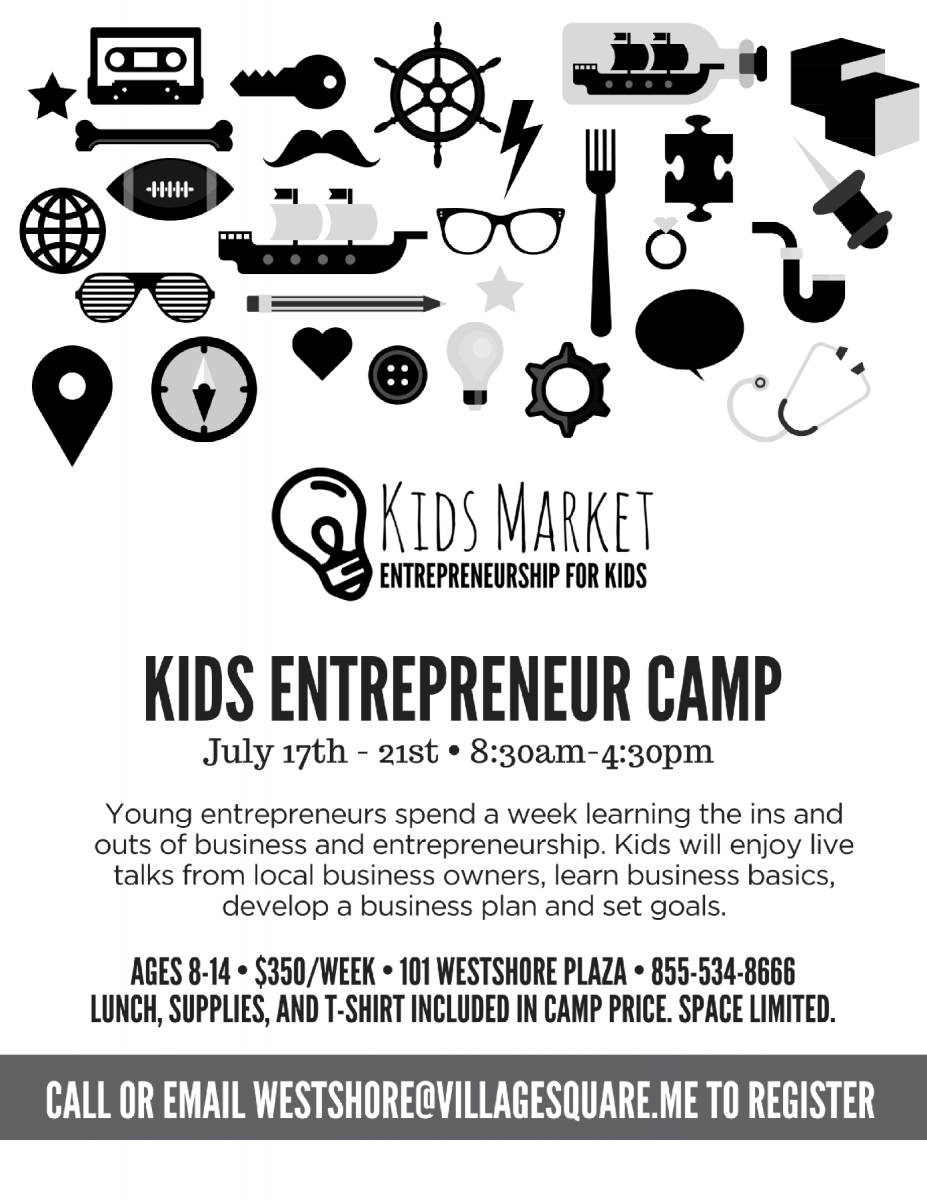Kids Entrepreneur Camp