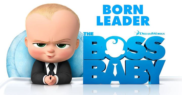 Hill-Kelly Movies in the Park-The Boss Baby