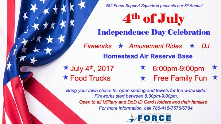 8th Annual 4th of July Celebration