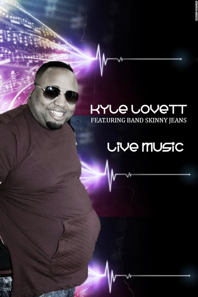Kyle Lovett Ft Band Skinny Jeans