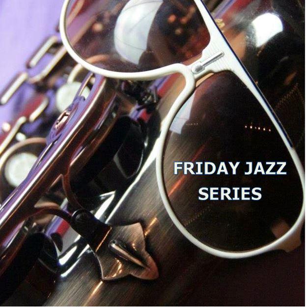 Friday Jazz with Adrian