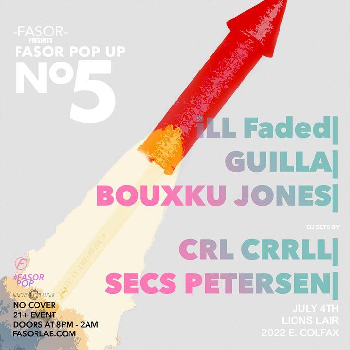 FASOR 4th of July - Pop Up #5
