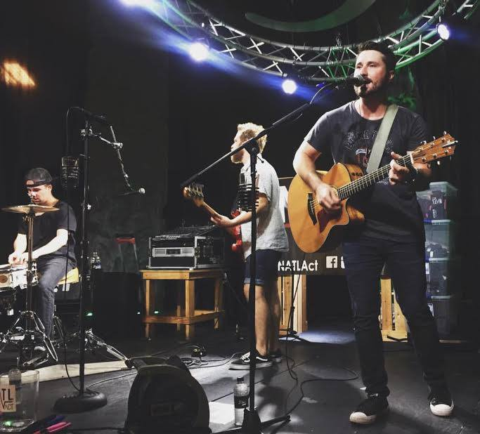 Live Music Friday 8-11 by NAT'L Act