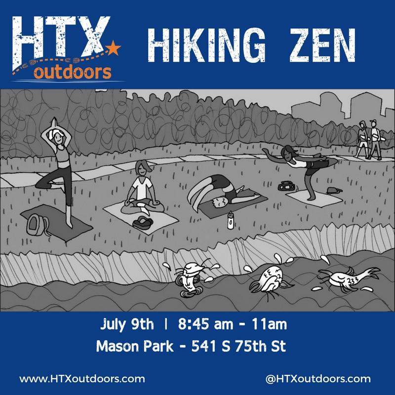 HTXO Hiking Zen