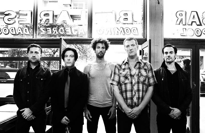 Queens of the Stone Age at The Rapids Theatre