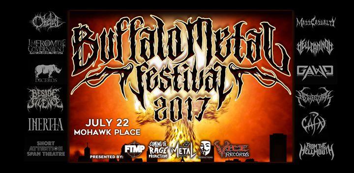 Buffalo Metal Fest 2017