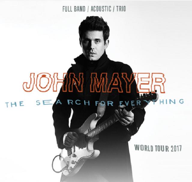 John Mayer at Lakewood Amphitheatre