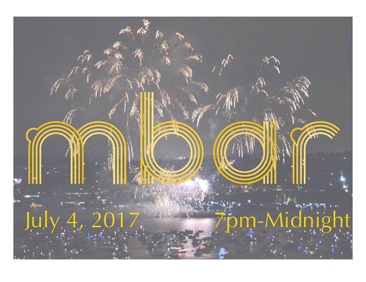 Fourth of July Mbar-B-Q